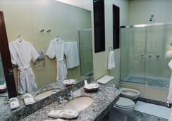 自由皇宮酒店 - 貝洛奧里藏特 - 浴室