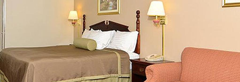 Travelers Inn And Suites - 孟菲斯 - 臥室