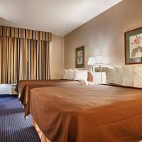 Magnuson Hotel Park Suites Guest Room Double