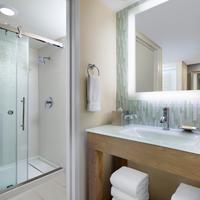 Walt Disney World Dolphin Resort Dolphin Bathroom Shower