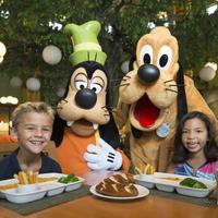Walt Disney World Dolphin Resort Restaurant