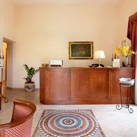 Hotel Villa De Pasquale Reception