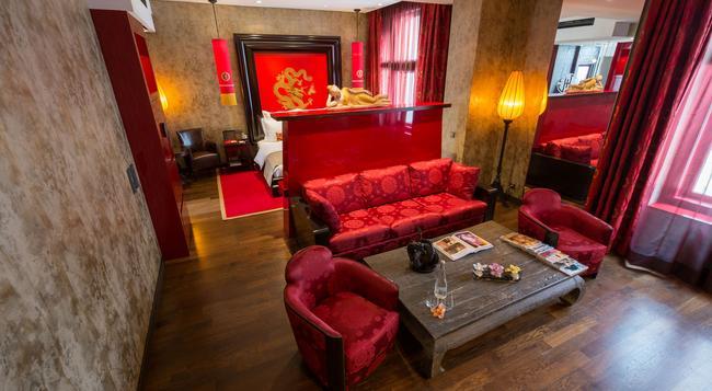 Buddha-Bar Hotel Prague - 布拉格 - 建築