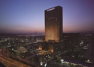 首爾JW萬豪酒店