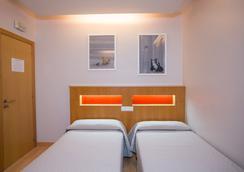 薩爾薩巴邦特斯旅館 - 聖地亞哥-德孔波斯特拉 - 臥室