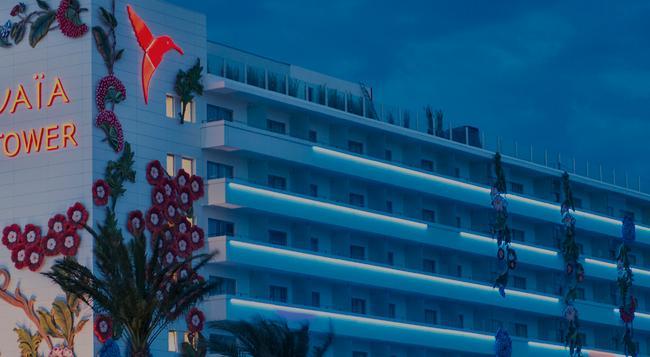 Ushuaia Ibiza Beach Hotel - Sant Jordi de ses Salines - 建築
