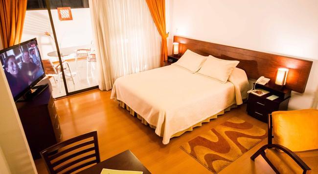 Hotel Cuellars - Pasto - 臥室