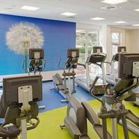 SpringHill Suites by Marriott Savannah Downtown/Historic District Health club