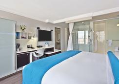 樂藍酒店 - 布魯克林 - 臥室
