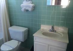 瑞拉克斯汽車旅館 - Belle Vernon - 浴室