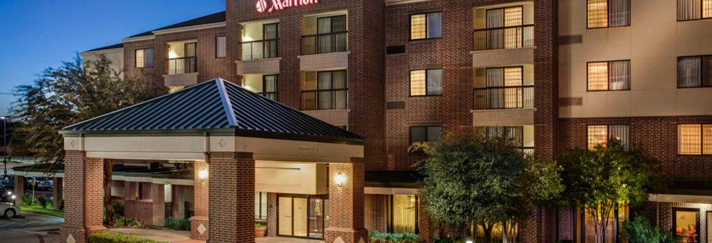 Courtyard by Marriott Dallas DFW Airport South/Irving - 歐文 - 建築