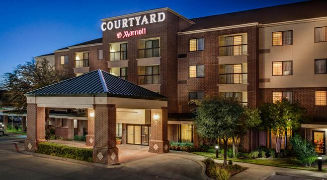 Courtyard Dallas DFW Airport South/Irving - 歐文 - 建築