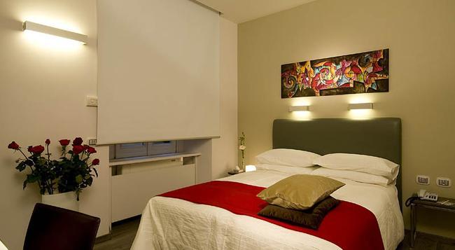 Residenza Borghese - 羅馬 - 臥室