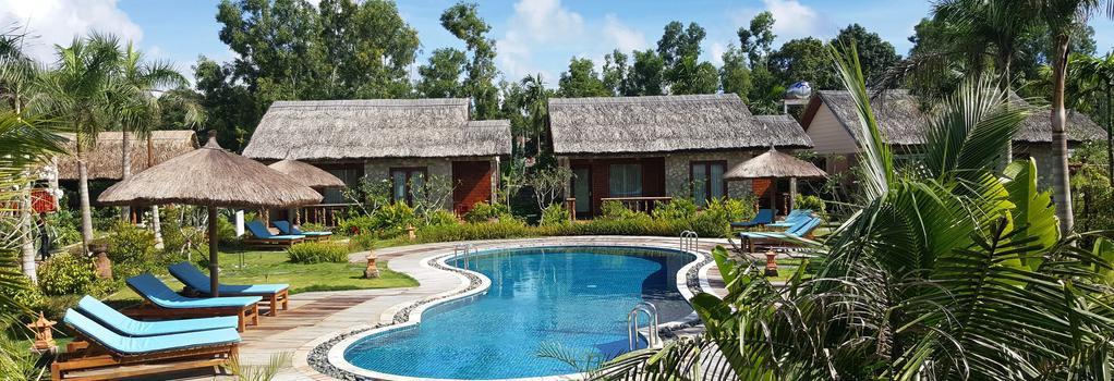 Cottage Village - Phu Quoc - 建築
