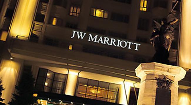 JW Marriott Bucharest Grand Hotel - Bucharest - 建築