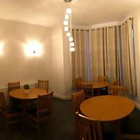 Rosalee Hotel Breakfast Area