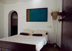 Inda Hotel - Varkala - 臥室