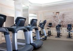 舊金山聯合廣場聖弗朗西斯威斯汀酒店 - 三藩市 - 健身房