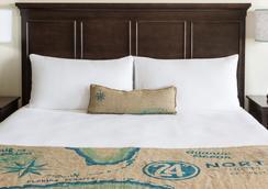 24 North Hotel Key West - 基韋斯特 - 臥室