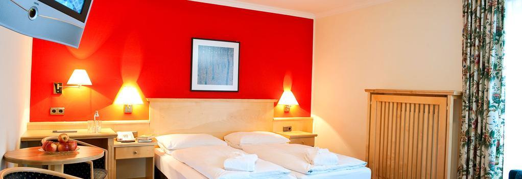 Hotel Alpina - Bad Hofgastein - 臥室