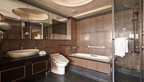 台北天成大飯店 - 台北 - 浴室