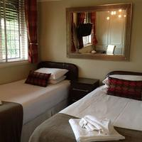 The Stag Enfield Guestroom