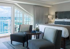 福緹1諾瑟酒店 - 紐波特 - 臥室