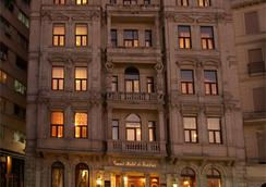 伦敦格兰酒店 - 伊斯坦堡 - 建築