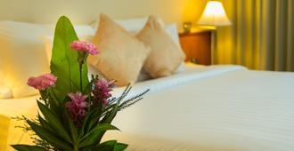 皇家普吉城市酒店 - 布吉 - 臥室