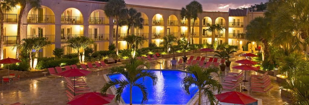Wyndham Boca Raton Hotel - 布卡拉頓 - 建築