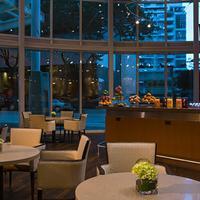 Vancouver Marriott Pinnacle Downtown Hotel Restaurant
