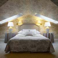 The Narutis Hotel Living Room