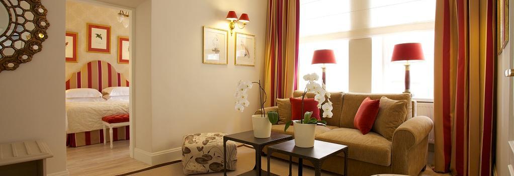 Apia Hotel - 維爾紐斯 - 臥室