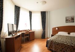 Hospitality Hotel - 彼得羅扎沃茨克 - 臥室