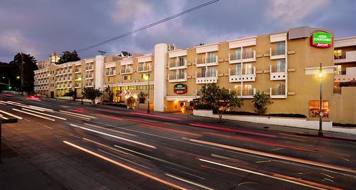 洛杉磯世紀城/比佛利山莊萬怡酒店 - 洛杉磯 - 建築