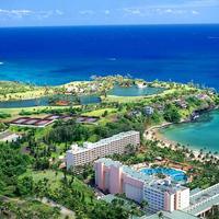 Marriott's Kaua'i Beach Club Aerial View