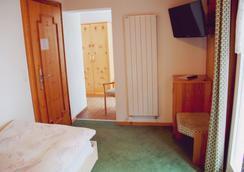 摩羯座酒店 - 采爾馬特 - 臥室