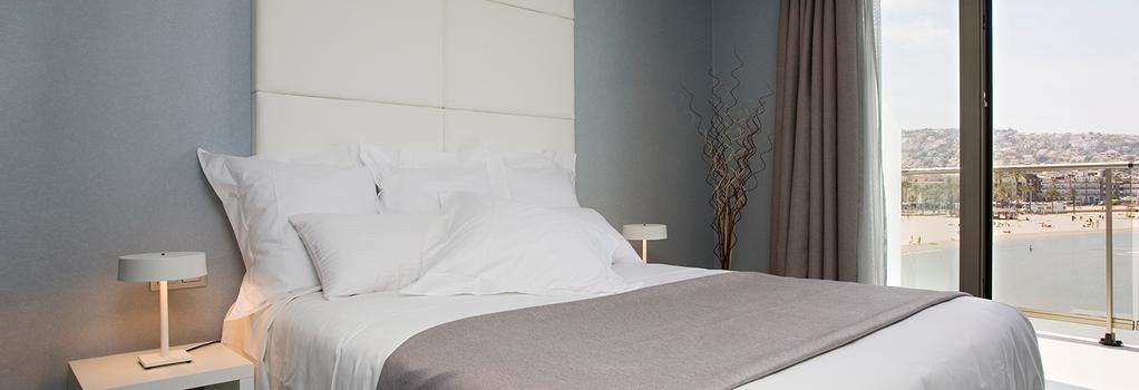 Hotel Boutique La Mar - Adults Only - Peniscola - 臥室