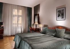 阿里斯頓阿里斯頓沁園酒店 - 布拉格 - 臥室