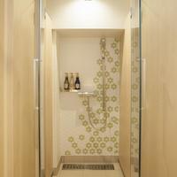 Tokyo Ginza Bay Hotel Bathroom Shower