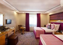 卡爾頓酒店 - 伊斯坦堡 - 臥室