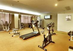 深圳龍崗麗灣酒店 - 深圳 - 健身房