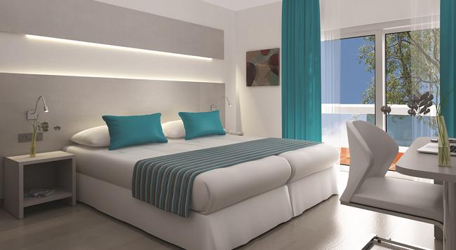 Hotel Fenix - 埃爾阿雷納爾 - 臥室