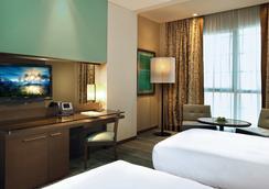 阿布扎比羅塔納公園酒店 - 阿布扎比 - 臥室