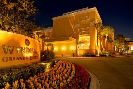 溫德姆奧蘭多國際大道酒店 - 奧蘭多 - 建築