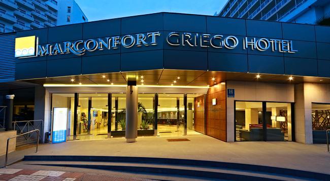 Marconfort Griego Hotel - Torremolinos - 建築