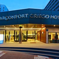Marconfort Griego Hotel Hotel Front - Evening/Night