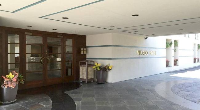 Mikado Hotel - North Hollywood - 建築