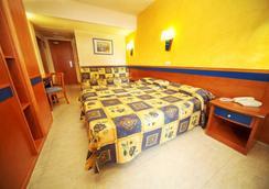 棕櫚灣俱樂部度假酒店 - 埃爾阿雷納爾 - 臥室