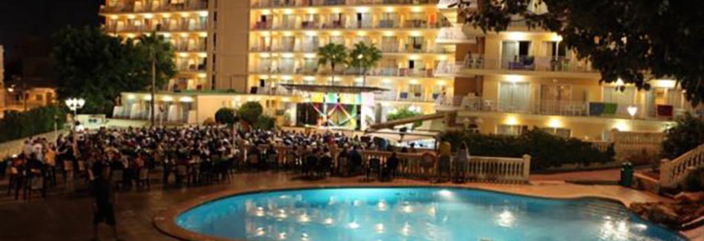 Club Palma Bay Resort - 埃爾阿雷納爾 - 建築